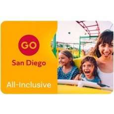 Go Card San Diego - 3 dias